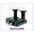 Inverto Black Pro Twin Monoblock 23mm LNB